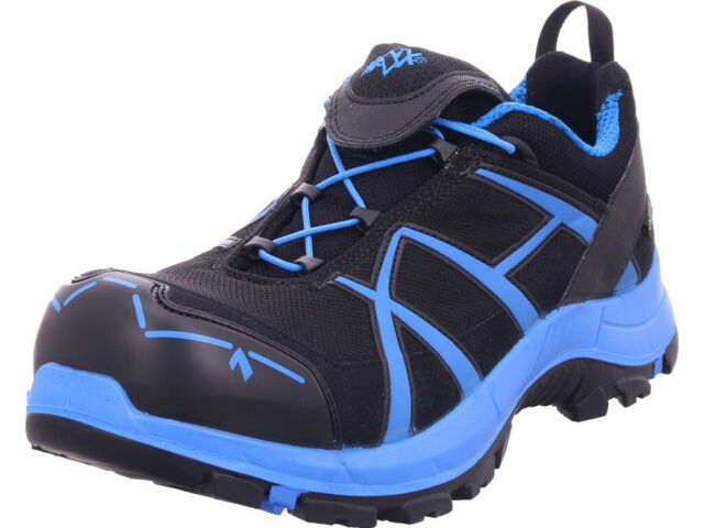 HAIX Black Eagle Safety 40 S3 Low blackblue Arbeitsschuh