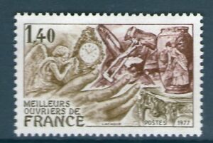 TIMBRE 1952 NEUF XX LUXE - MEILLEURS OUVRIERS DE FRANCE