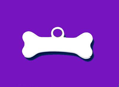 """Expressief Silver Dog Bone Pendant Solid Silver 925 Stamp Pet Jewellery 14-30"""" Chain Door Wetenschappelijk Proces"""