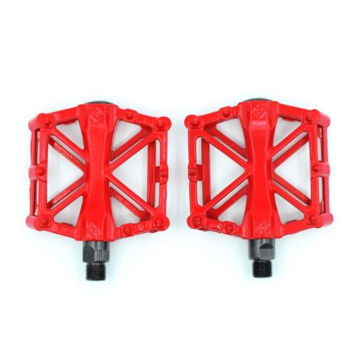 1 Pair MTB Mountain Bicycle Cycling Aluminum Alloy Ultra-light  Pedal