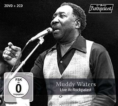 Waters Muddy - Live At Rockpalast (2cd2dvd) NEW DVD