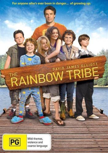 1 of 1 - The Rainbow Tribe (DVD) FAMILY [Region 4] NEW/SEALED David James Elliot