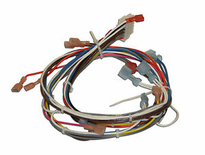 winrich touch button control circuit board wiring harness manual rh ebay com Car Wiring Harness Harness Board Nails