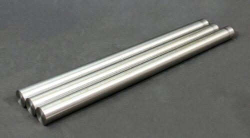 "Swiss Lathe Precision Bar Stock 303 Stainless Steel 1/"" Ground Round Bar Stock"