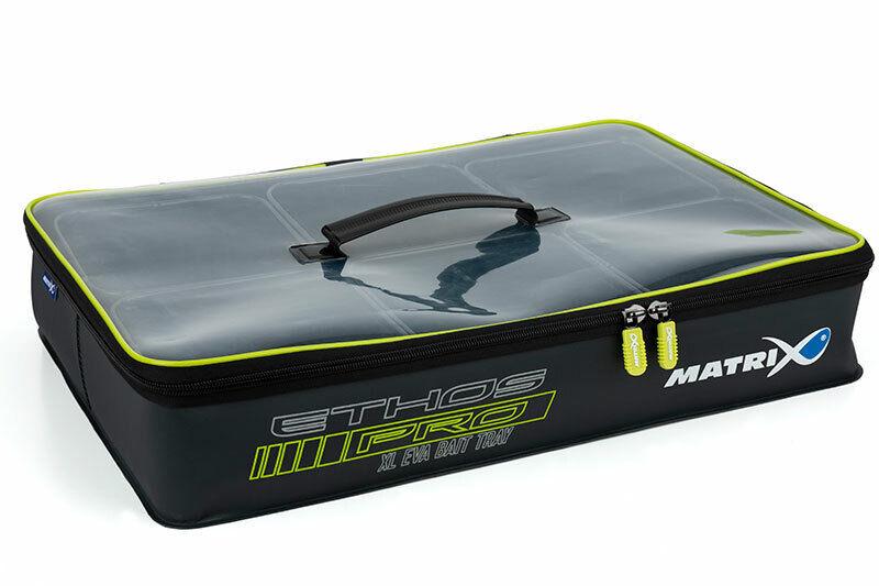 Matrix Ethos Pro XL EVA Bait Storage System New 2019 - Free Delivery