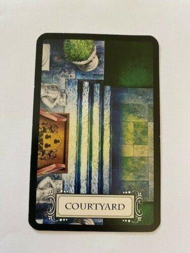 2011 Cluedo Board Game Spares
