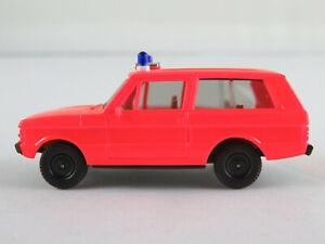Herpa-4063-Range-Rover-Classic-1980-1985-034-FEUERWEHR-ELW-034-1-87-H0-guter-Zustand