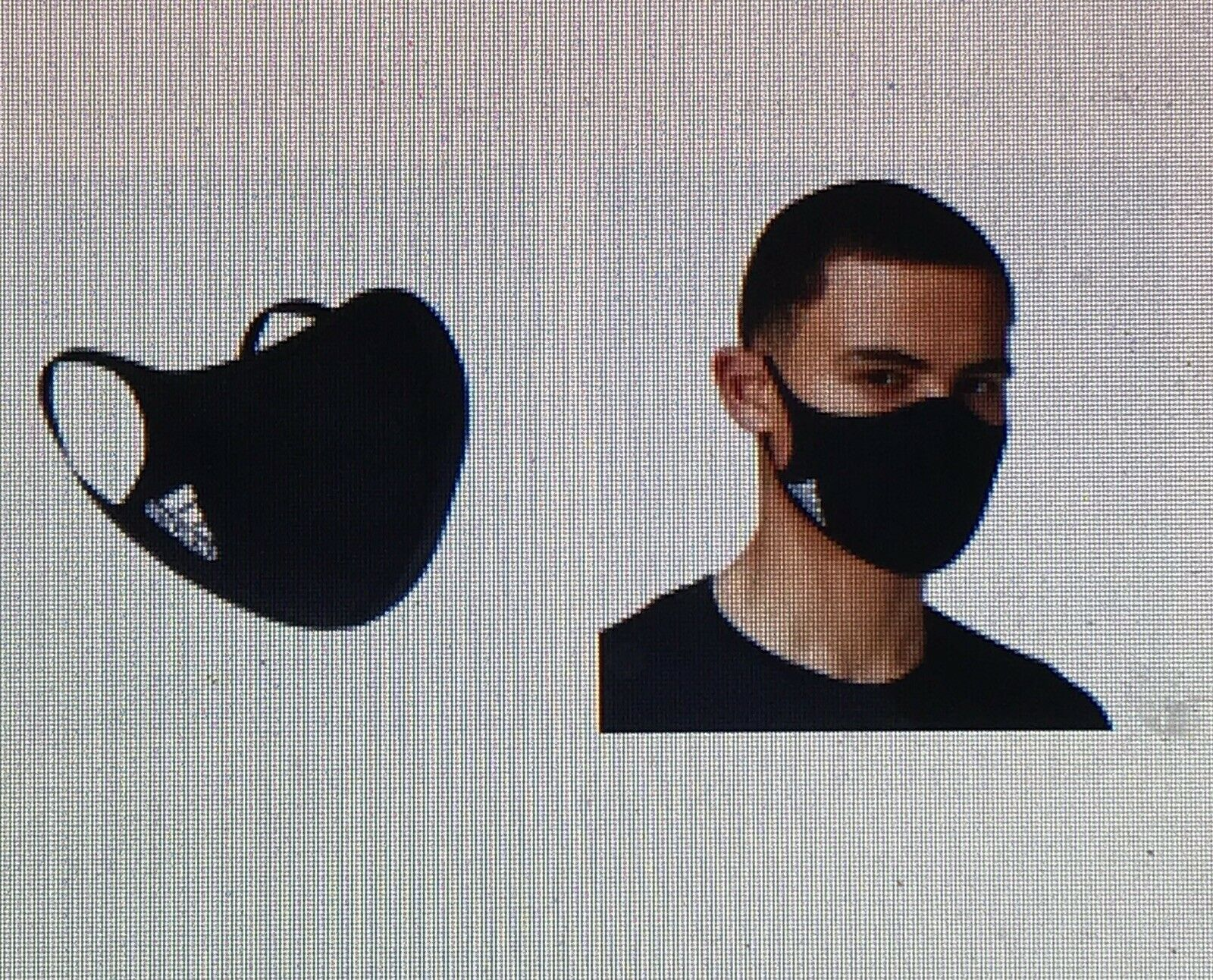 NEFF Adult Dome Face Mask