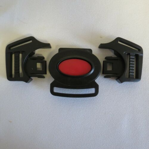 Summer Infant 3Dlite Baby Child Stroller 5 Point Harness Buckle Replacement Part