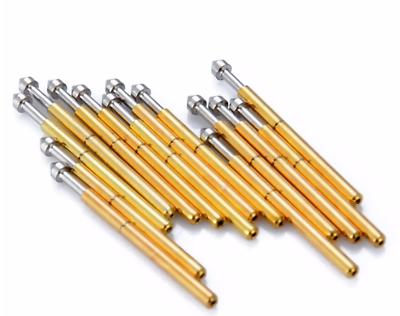 100Pcs P75-E2//E3 spring test probe pogo pin1.3//1.5mm conical head1.0mm thimbYRDE