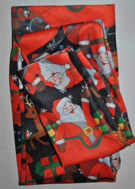 225d70a3a75dac No Boundaries Juniors Seamless Ankle Leggings Santa Claus Small 3-5 ...