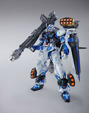 SHIP FROM USA! Bandai Metal Build Gundam Astray Blue Frame Full Weapon Set NEW!