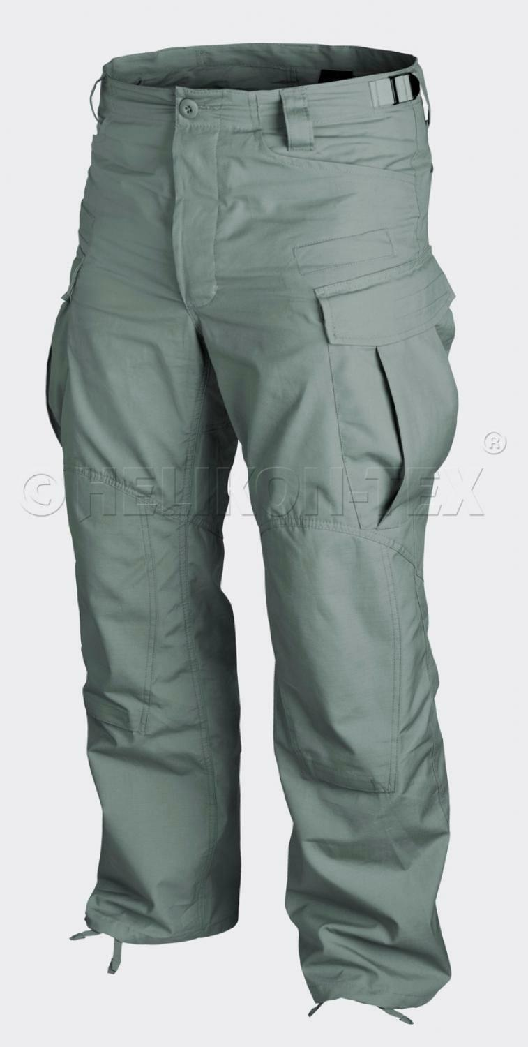 Helikon Tex SFU Special Forces US Outdoor Cargo Pants Olive Drab Green SR