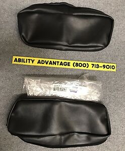 NEW-2-PERMOBIL-Thigh-Abductor-Upholstery-Covers-12-034-x-3-1-2-034-fits-Cll-NEW