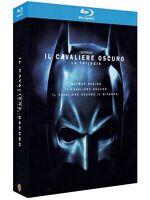 Il Cavaliere Oscuro - La Trilogia (Cofanetto 5 Blu-Ray) Italiano