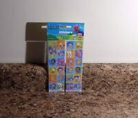 Bubble Guppies Stickers 8 Strips Set Party Favors