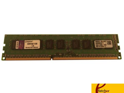 Kingston 32GB 4X8GB DDR3 1600MHz PC3 12800 UDIMM ECC for SuperMicro X9SCI-LN4F