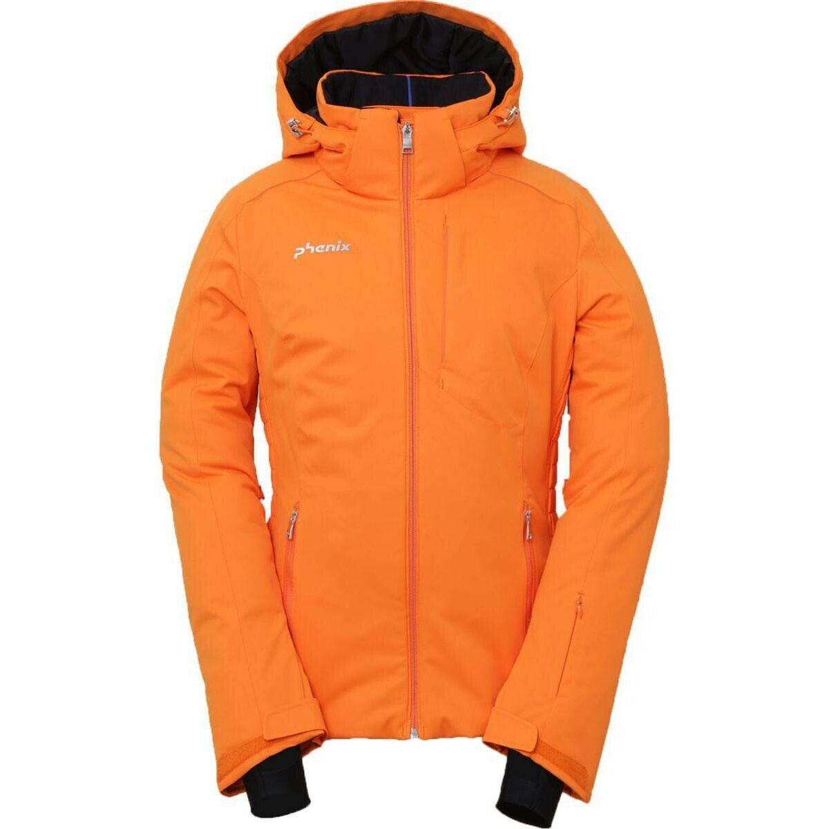 Phenix Maiko Jacket Damen Skijacke Orange