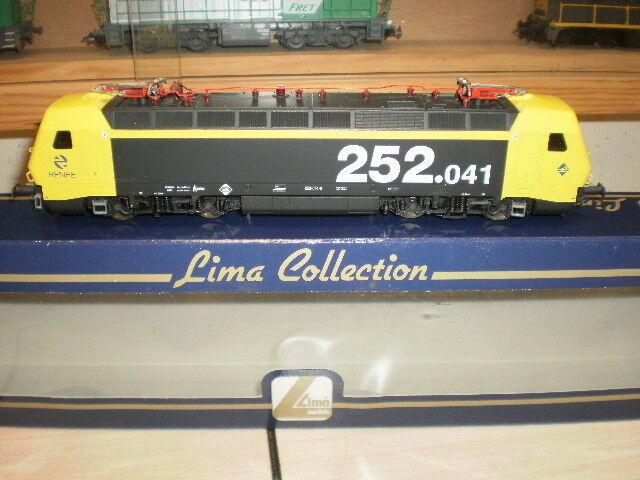 Loco électrique 252.041-9 Renfe intercity lima collection
