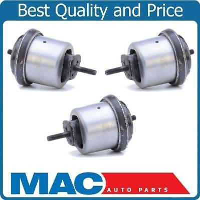 Traverse see years Enclave Outlook Hydraulic engine mount set of 4 for 3.6L V6 Acadia