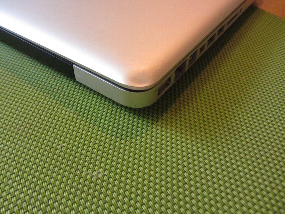 MacBook Pro, MacBook Pro 8.1 (A1278), 2,4 GHz
