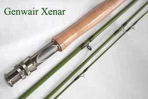 Fly-Rod-Ex-Display-Genwair-Xenar-10ft-6-7wt-fly-rod-Bag-tube-amp-Lifetime-Gtee