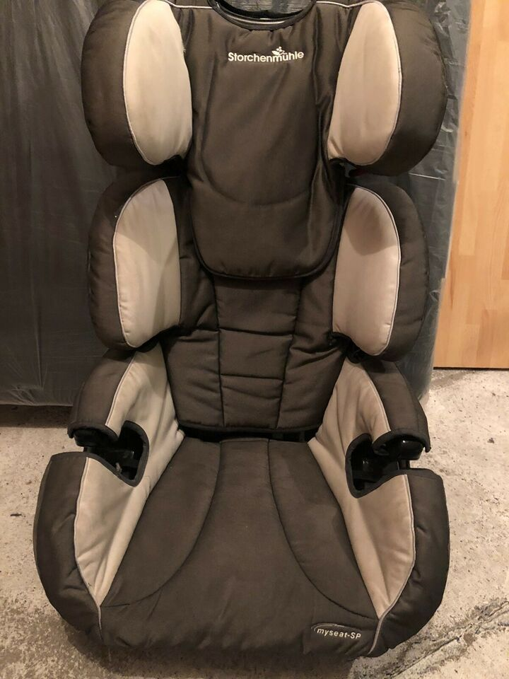 Autostol, op til 36 kg , Storchenmühle Myseat- Sp