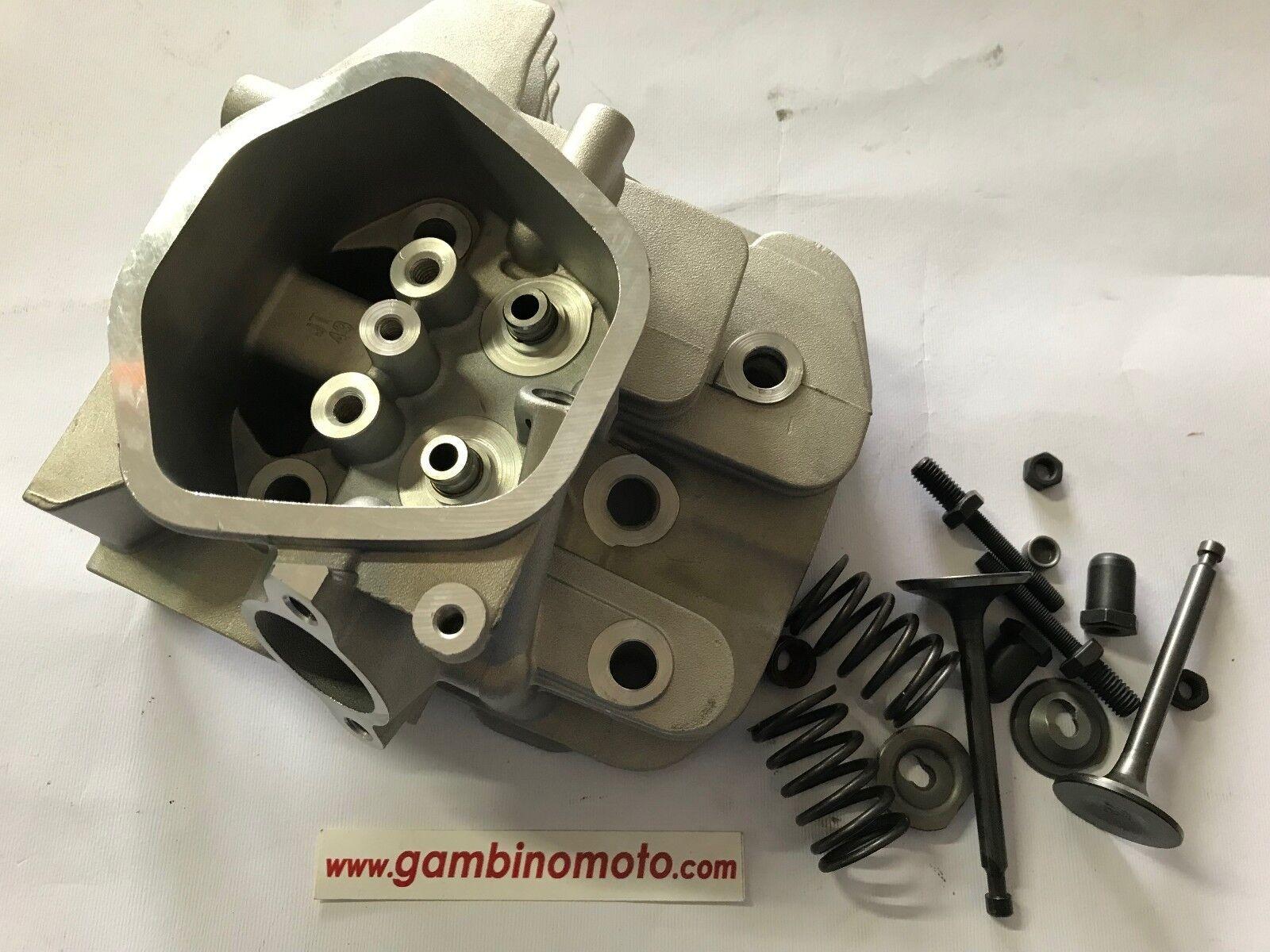 Cabeza Cilindro Completo Motor Honda GX160