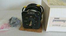 Electroswitch Series 24 Voltmeter Rotary Switch 2405c