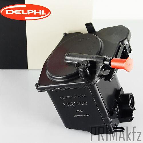 Delphi hdf939 Carburante Filtro CITROEN PEUGEOT 1.6 HDI FORD 1.6 2.0 TDCi