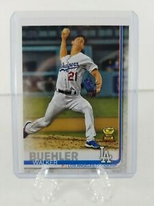 2019 Topps Series 2#445 Walker Buehler