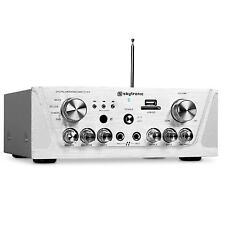 TOP AMPLI DJ PA HIFI HOME CINEMA SKYTRONIC RECEIVER RADIO STEREO MP3 USB SD 400W
