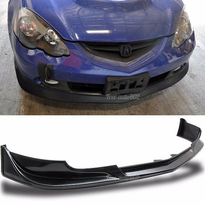 Fit For 02-04 Acura RSX C-West Style Front Bumper Lip