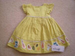 423218b6b George Baby Girl Summer Dress BNWT
