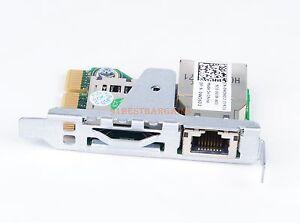 Details about Dell iDRAC7 Enterprise Set (Port Card & License) for  PowerEdge R620 R720 R820