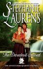 The Adventurers Quartet: The Daredevil Snared by Stephanie Laurens (2016, Paperback)