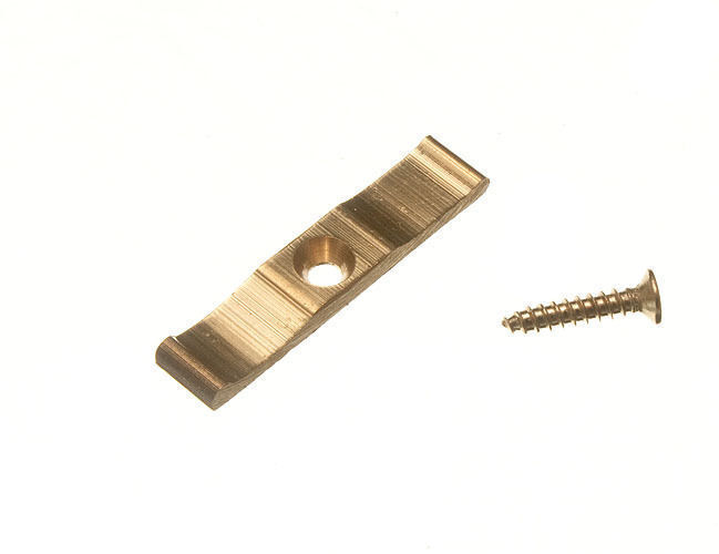 BOX of 48 NEW TURN BUTTON GRANNY CATCH SHED LATCH 38MM SOLID BRASS AND SCREWS