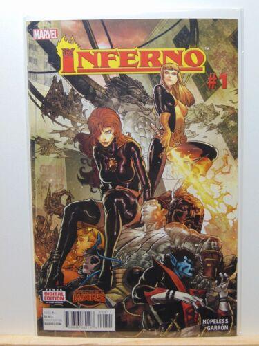 Inferno #1 Secret Wars Marvel Comics vf//nm CB2373
