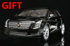 Car Model Cadillac XTS 2014 1:18 (Black) + SMALL GIFT!!!!!!!!!!!