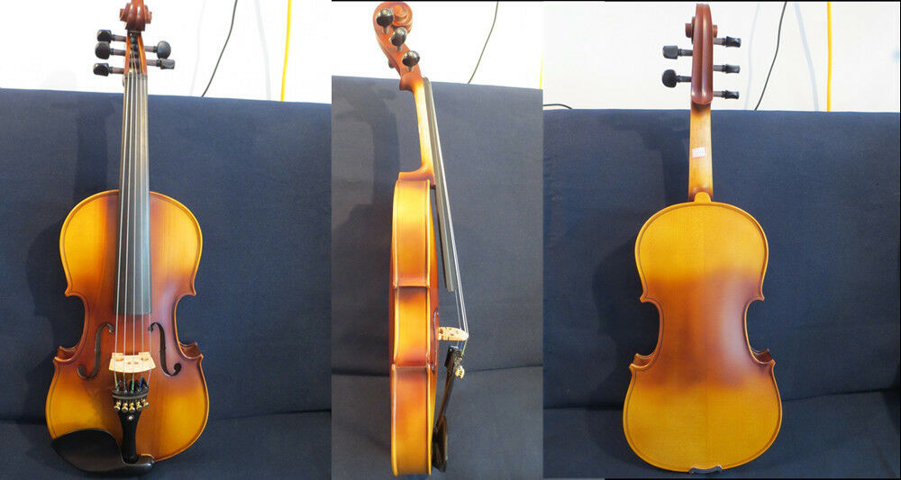 Guarneri style SONG Brand Maestro 15  purple,big and resonant sound