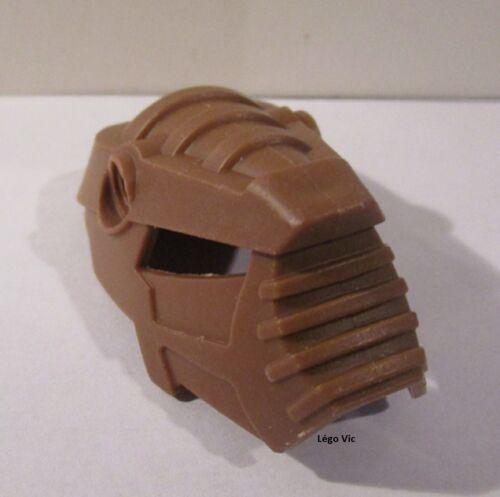 Toa Hordika Onewa  du 8739 Lego 50929 Mask Dark Flesh Bionicle Head MOC