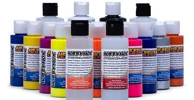 Hobbynox Airbrush Color Solid Red 60ml HN22060