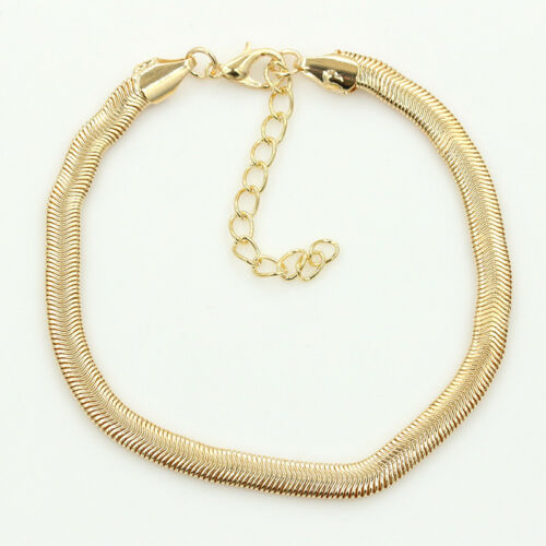 Women Gold Silver Anklet Ankle Chain Bracelet Cuff Bangle Foot Jewelry Charm