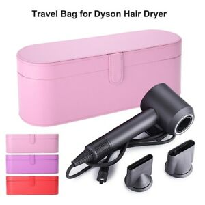 PU-Leather-Travel-Storage-Case-Shockproof-Box-For-Dyson-Supersonic-Hair-Dryer