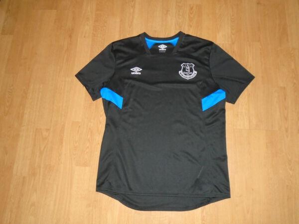 2019 Moda Everton Player Issue Formazione Camicia Xl (buona Tenuta), Umbro, In Buonissima Condizione, Regno Unito Consegna Gratuita!
