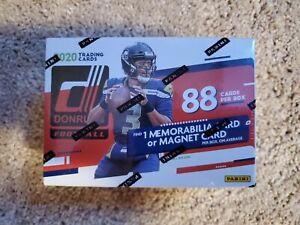 2020-Donruss-Football-NFL-Blaster-Box-BRAND-NEW-SEALED-Target-Exclusive