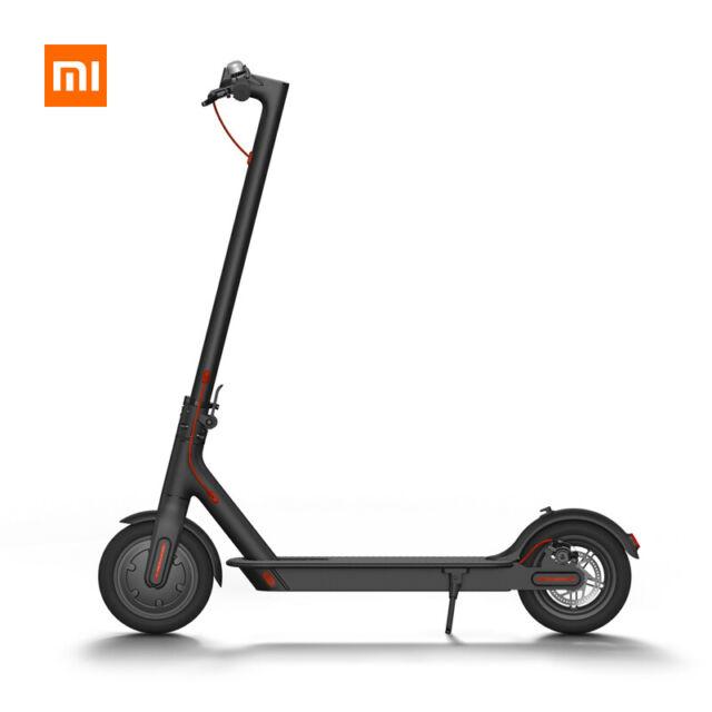 Xiaomi Mi électrique Scooter M365 Working Scooter 30Km/h 500W Autonomie Noir