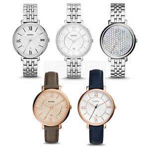 WATCH-ONLY-TIME-WOMEN-039-S-FOSSIL-COLLECTION-JACQUELINE-PACKAGE-ORIGINAL-NEW
