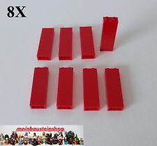 Lego 3754 brique 1x6x5 rouge brick red