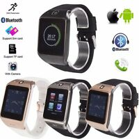 LG118 Waterproof Bluetooth Smart Watch Phone for Android IOS Samsung HTC iPhone